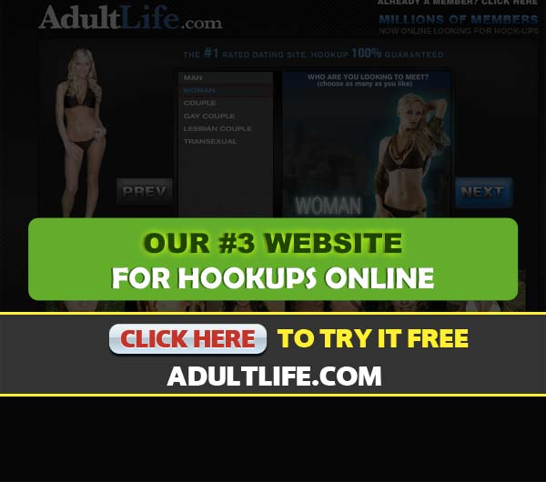 Screen Capture of the site AdultLife.com